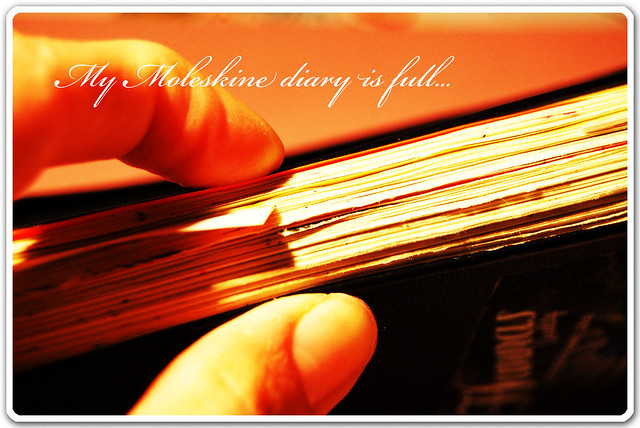 My Diary is full - full of Love