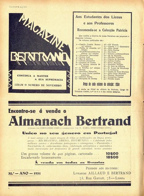 Ilustração, No. 117, Novembro 1 1930 - 4