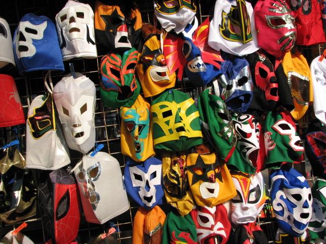 Como puedo hacer mi propia mascara de lucha libre oh como puedo