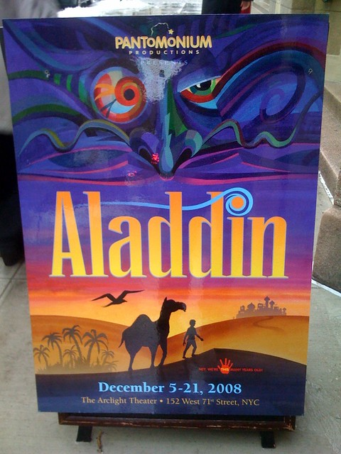 Aladdin at the Arclight Theater