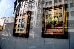 Reflejos urbanos 10, San Francisco, California, 2008