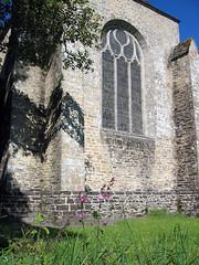 2004.07 BRETAGNE - Finistère - Abbaye du Relecq