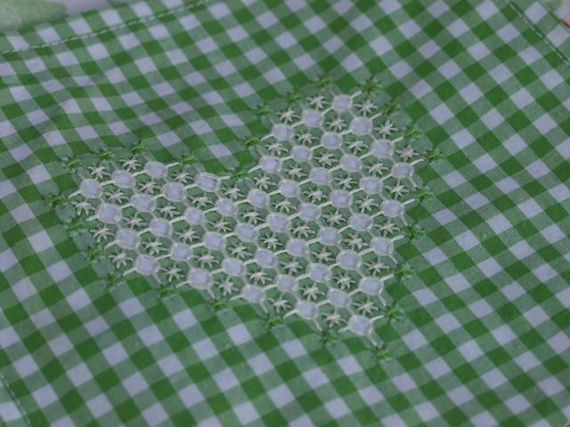 Gingham cross stitch chicken scratch a gallery on flickr