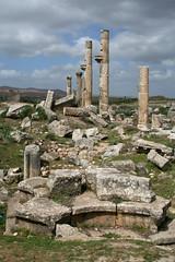 Stonework Of Apamea