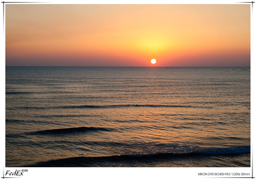 sunset tainan 安平 四草 p94 beforeinternship