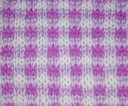 Knitting Designs In Two Colours : Slip stitch color patterns nd the walker treasury