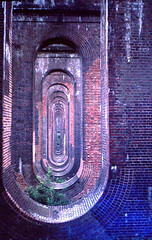 Through the Arches, Ouse Viaduct, Balcombe, Sussex