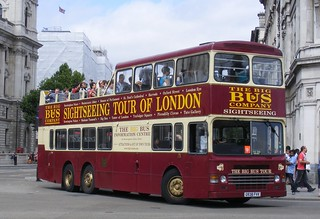 Enjoy the famous Big Bus London Tour - Things to do in London