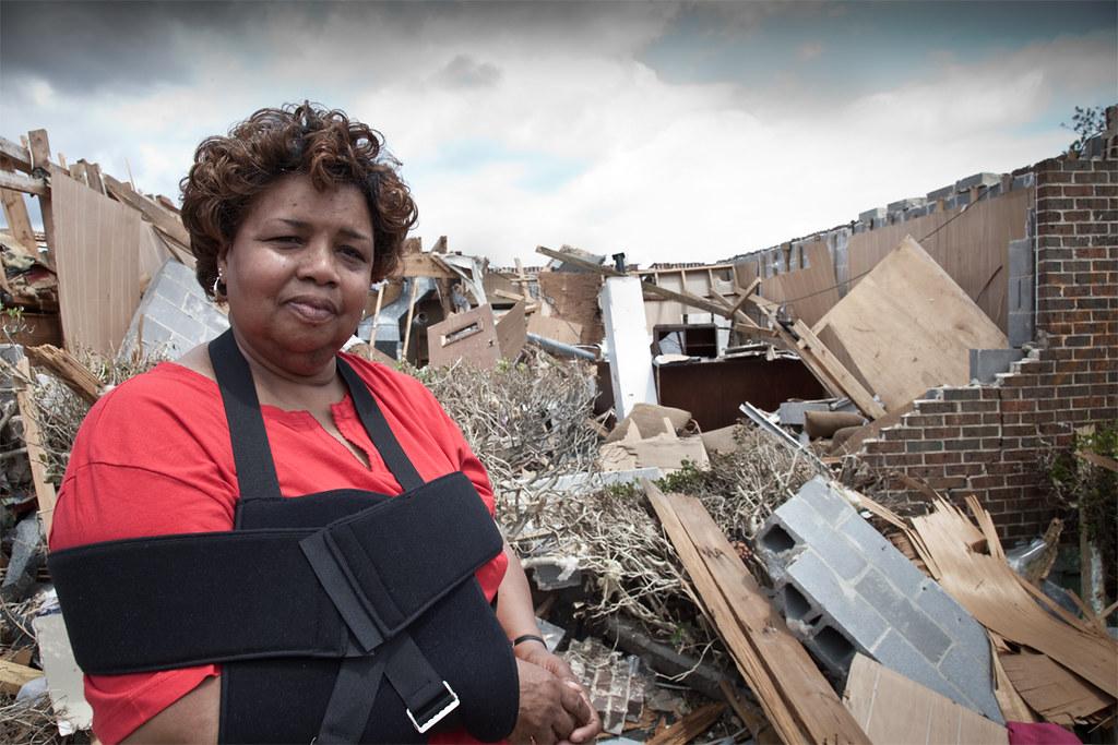 Tornado Survivor