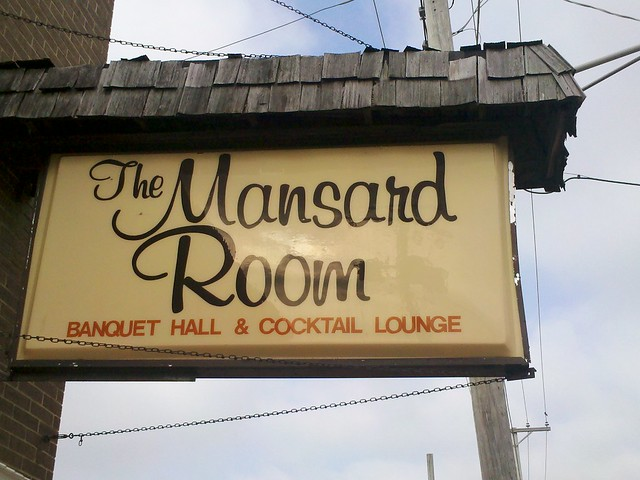 Mansard room rockdale il flickr photo sharing for Mansard room
