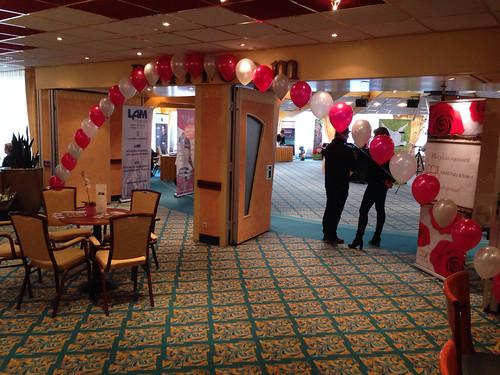 Heliumboog Carlton Oasis Hotel Spijkenisse