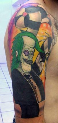 Half-sleeve Tattoos