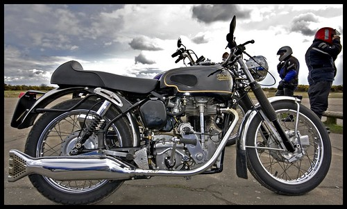 Top 10 Classic British Motorcycles – Best Old Brit Motorbikes
