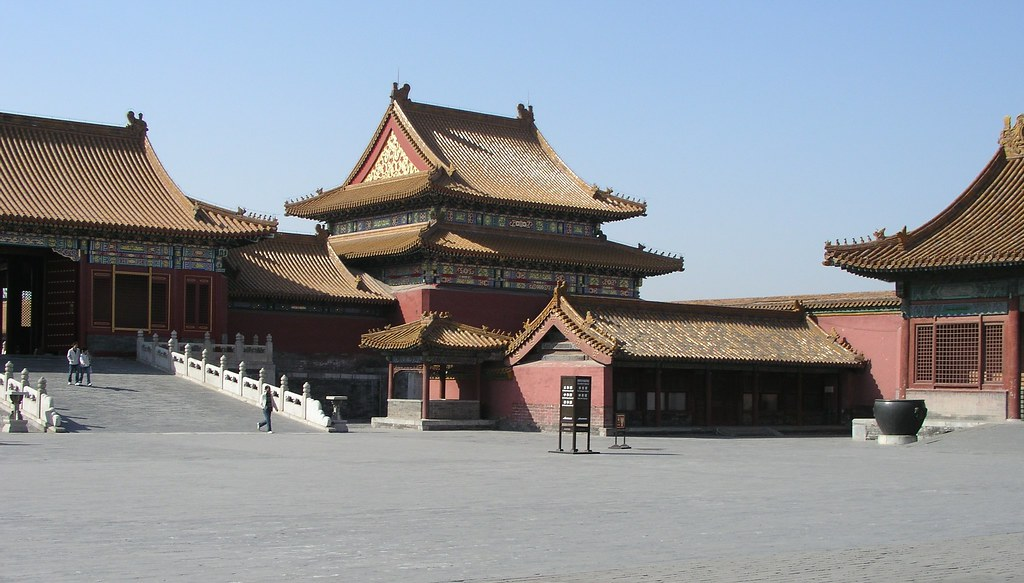 China-中華人民共和國 / PRC  - Beijing-The Forbidden City
