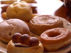 doughnut, pastry, baking, baked goods, food, dish, dessert, cuisine, snack food,