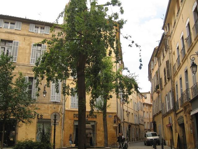 Header of Aix-en-Provence