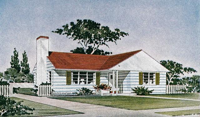 Ugly House Photos » 1950s