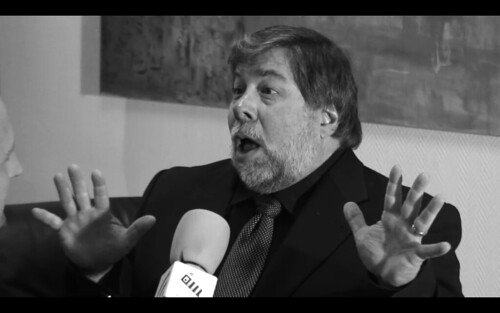 Interview with Steve Wozniak co-founder of Apple