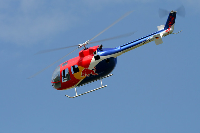 Red Bull Helicopter Wallpaper Medium 640 × 428