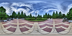 Kame-ido central park