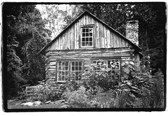 The Weaver's Cabin at Penland, NC