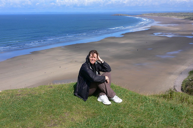 Rhossili Beach, South Wales
