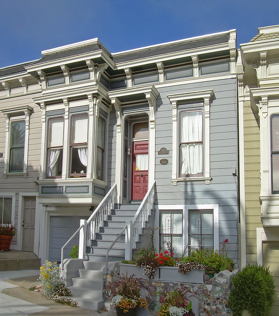 San Francisco Apartments For Rent By Owner: Victorian Homes Of San Francisco