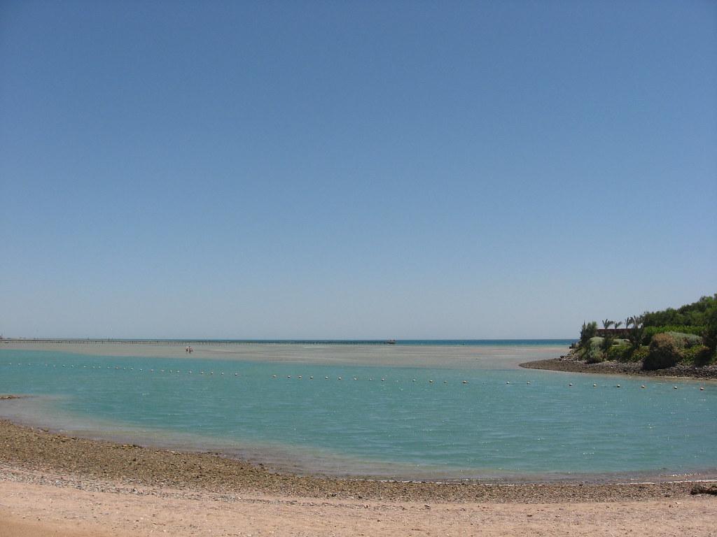 эль-гуна пляж египет