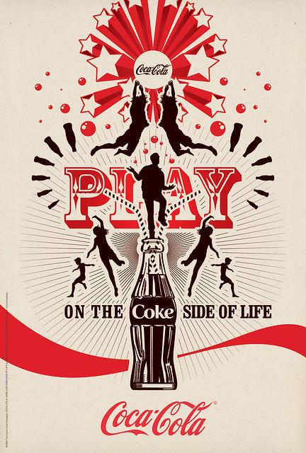 Coke Side of Life: Coca-Cola Art Remix | Flickr - Photo ...