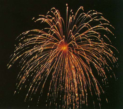 Epic Fireworks - The Super Sky Thriller Rocket