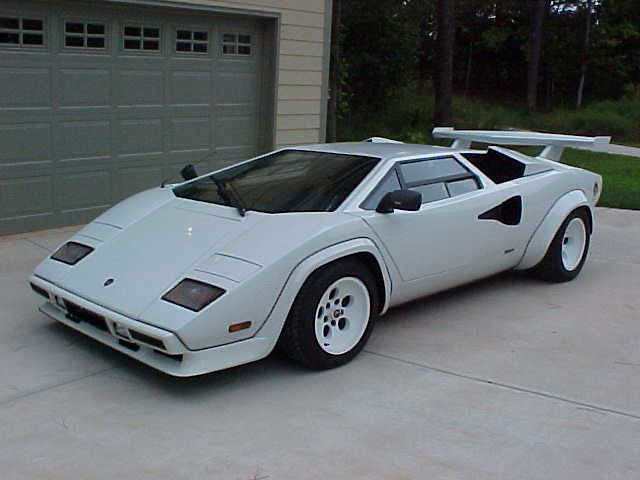 85 Lamborghini Countach 5000s Flickr Photo Sharing