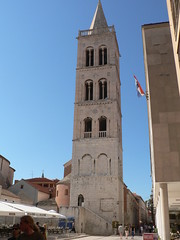 Zadar Cathedral Tower