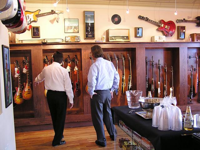 Photo:Redbone Guitar Boutique By Howdy, I'm H. Michael Karshis