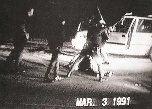 Los Angele's three day Shoot , Loot & Scoot 1992 (Rodney King beating)