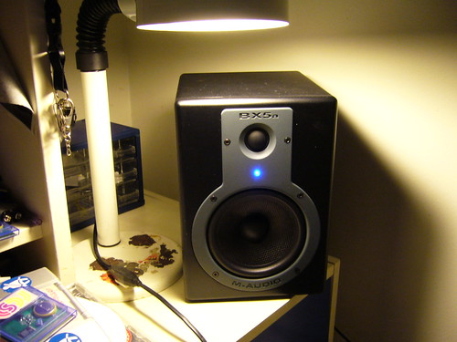 gameboy genius blog archive studio monitors m audio bx5a. Black Bedroom Furniture Sets. Home Design Ideas