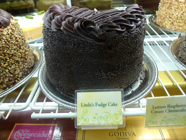 Lindas Fudge Cake Cheesecake Factory Price