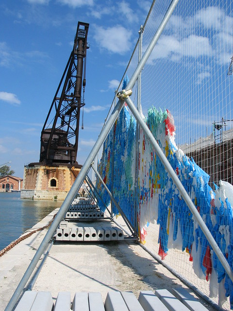 2005 september Art en Route in Venice IMG_0532