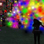 2009 NEW YEAR in SECOND LIFE