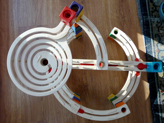 Last Marble Run Photos