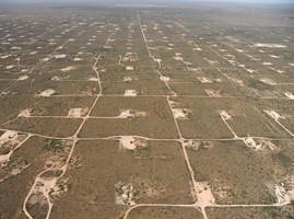 Texas Oil Fields Map Bed Mattress Sale