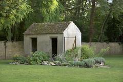 Jardin du Chateau de Challanges