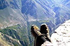 trekking Colca Canyon, Peru