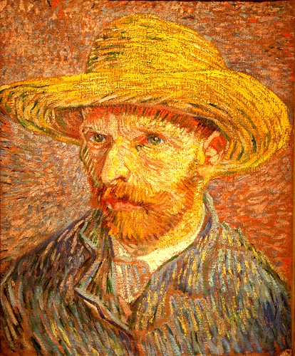 Van Gogh's Self-Portrait at the Met (IMG_0635a)