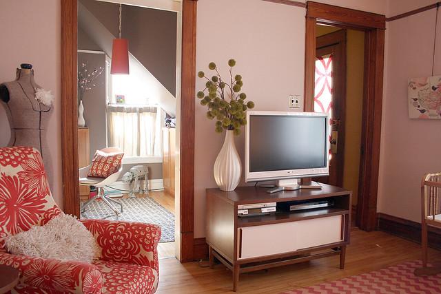 Living Room & Brandon's Office