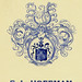 [Bookplate of E. L. Hoffman]