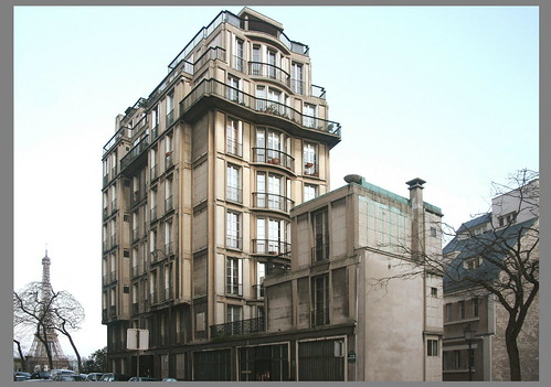 Flickriver photoset 39 auguste perret 1874 1954 39 by ruamps for Perret architecte