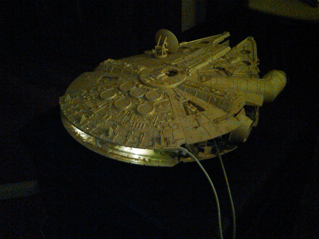Millennium Falcon Server