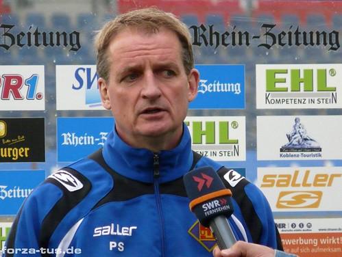 Petrik Sander neuer Cheftrainer bei TuS Koblenz 5720482568_765bb86718