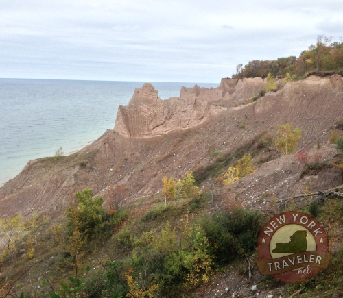 Chimney Bluffs 5