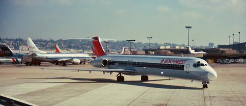 Northwest MD-80